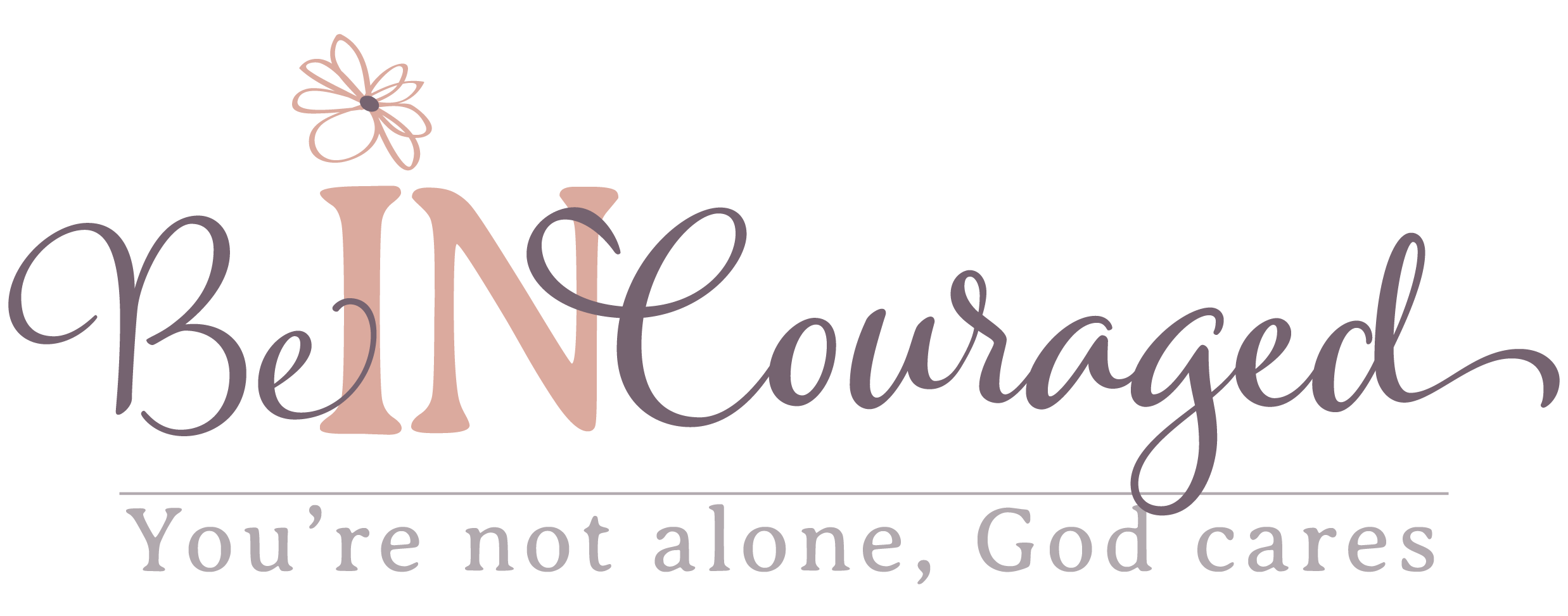 Be-in-couraged Final_Logo w-tagline