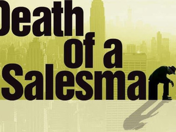 'Salesman' Comes To SVP