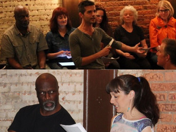 Stage Readings Left and Right