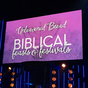 Biblical FEasts & Festivals
