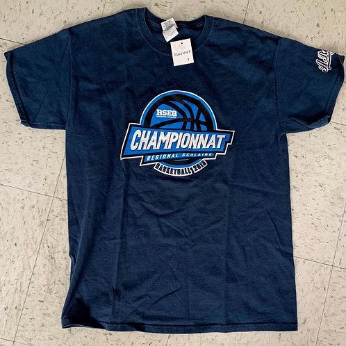 T-Shirt Championnat RSEQ 2013 - Prêt-à-porter