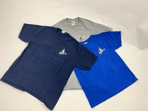T-Shirt de sport royal - Prêt-à-porter