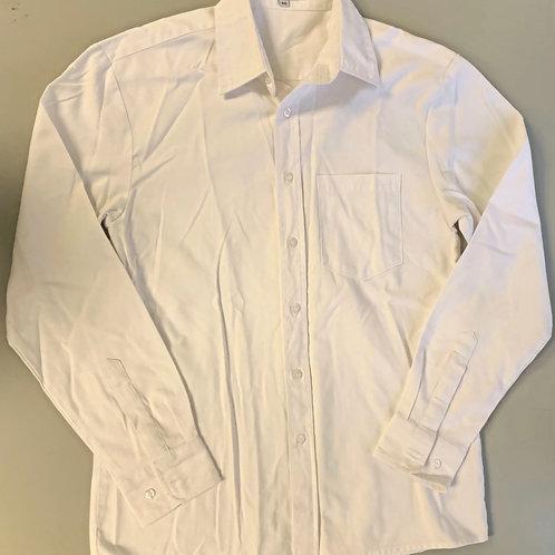 Chemise blanche manches longues - Prêt-à-porter