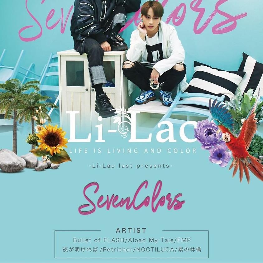 Li-Lac  last presents 『SEVENCOLORS 』