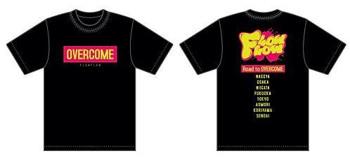 FlowFlow 1stワンマン&ツアー開催記念 Tシャツ