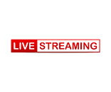 red-live-streaming-icon-white-background