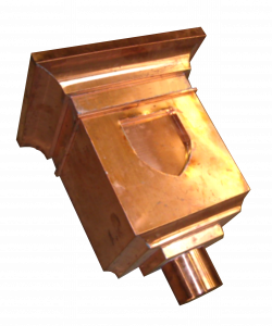 Copper Conductor with Inset