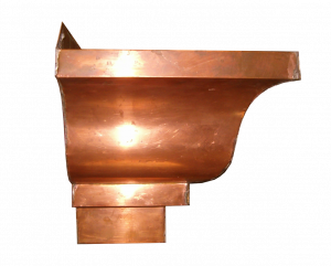 Copper Ornate Conductor