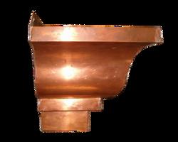 Copper Ornate Conductor