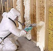 гидро шумо теплоизоляция стен из нутри методом бесшовного напыления фото tamtk