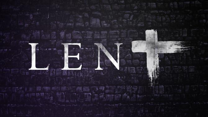 Lent 101