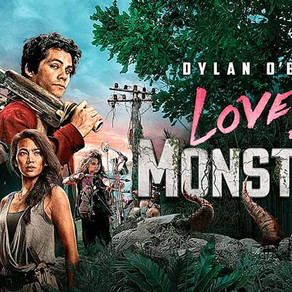 TV+Film VeeView - Love and Monsters