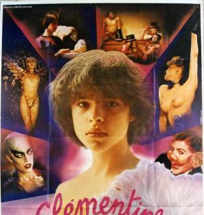 Poster for Clementine Tango