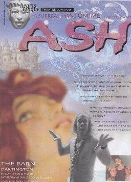 Poster for ASH