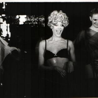 Cabaret Artist in film Belladona