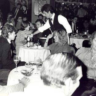 Mick Jagger watched me perform at La Vie En Rose, Berlin