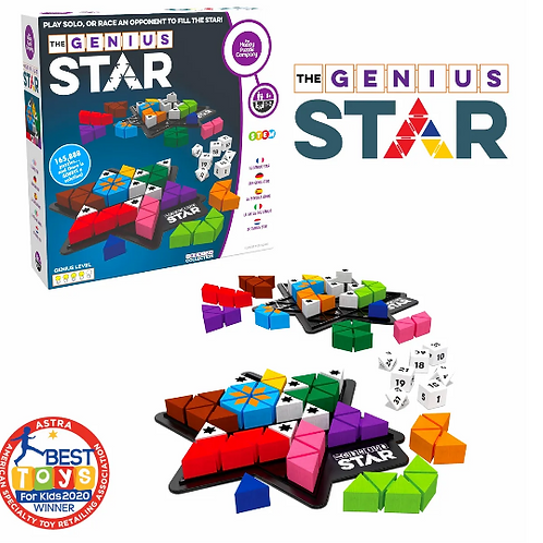 Mukikim Genius Star Game