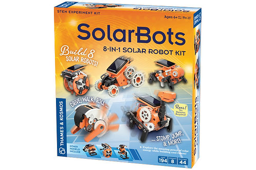 Solar Bots