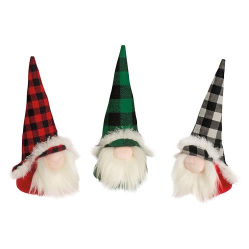 Plaid Gnomes