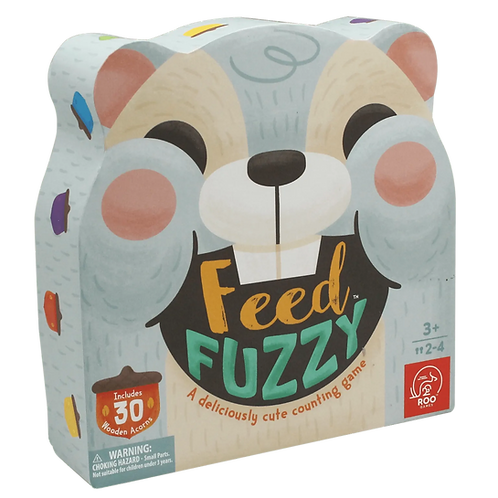 Feed Fuzzy Game