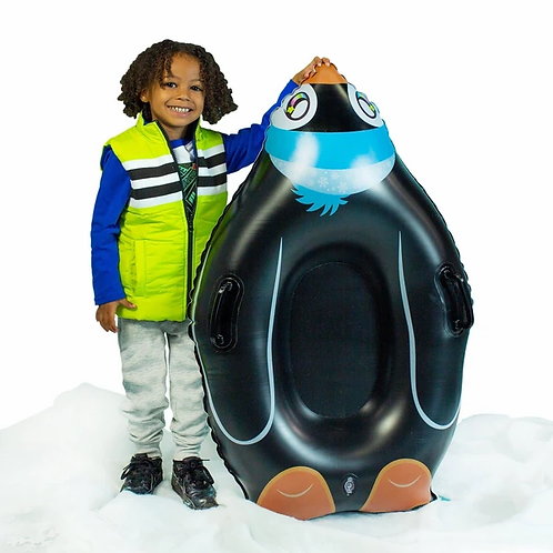 Snow Candy Penguin Sled