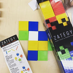 Zategy is the new fast pace 4 in a row g