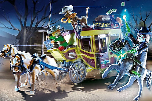 Playmobil Scooby Doo Wild West