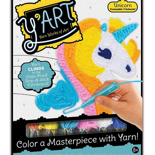 Y'Art Unicorn