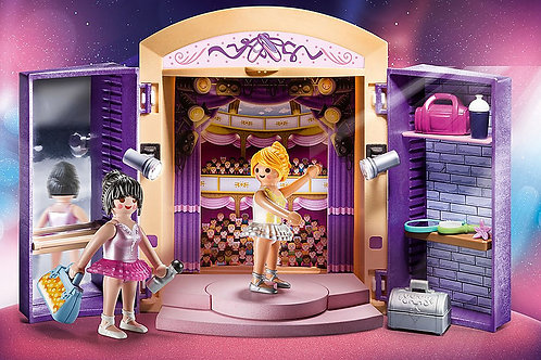 Playmobil Dance Studio Play Box