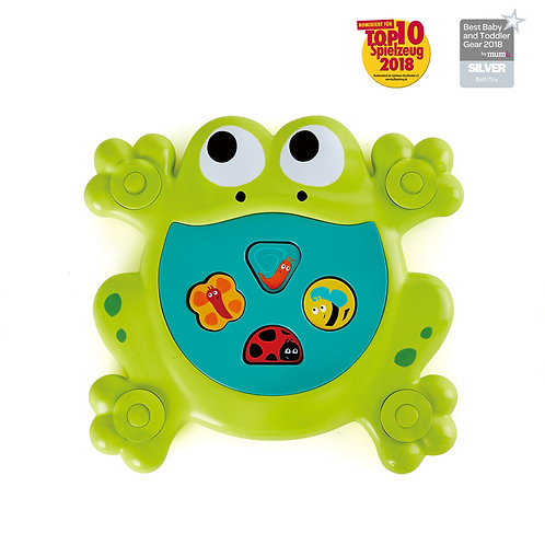 Hape Feed-Me Bath Frog