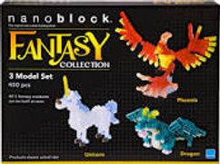 Nanoblock Fantasy Collection