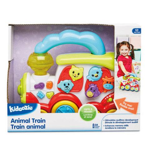 Kidoozie Animal Train