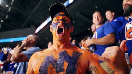 NY Islanders Fan Reel Playoffs 2021