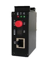 Single Channel 10/100/1000Mbps Ethernet Transceiver