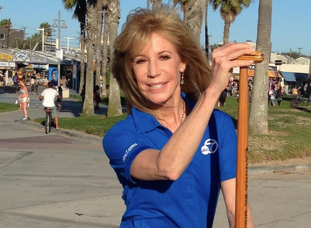 Health and Fitness Reporter Lori Corbin Talks Nutrition, Getting Started with Fitness and more