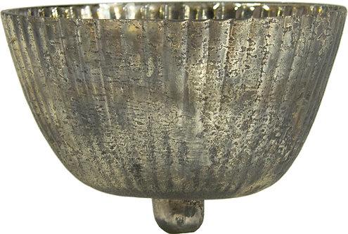 Glasaufsatz Antik-gold