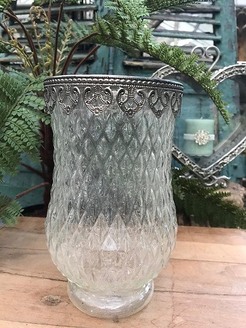 Windlicht-Vase