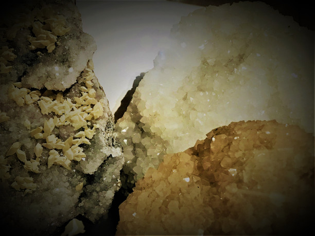 Minéraux Sidobre Tarn