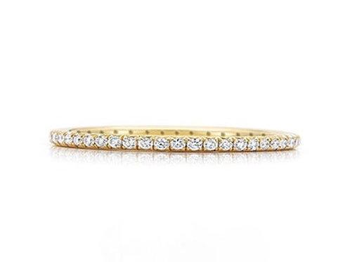Classic Diamond Eternity Ring 1.35mm
