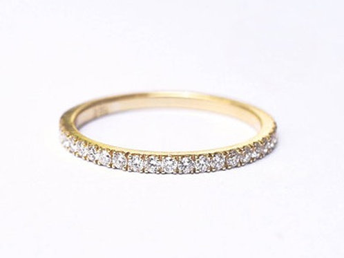 Classic Diamond Eternity Ring 1.6mm