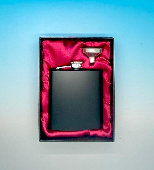 Hip Flask - Gift sets (Black)