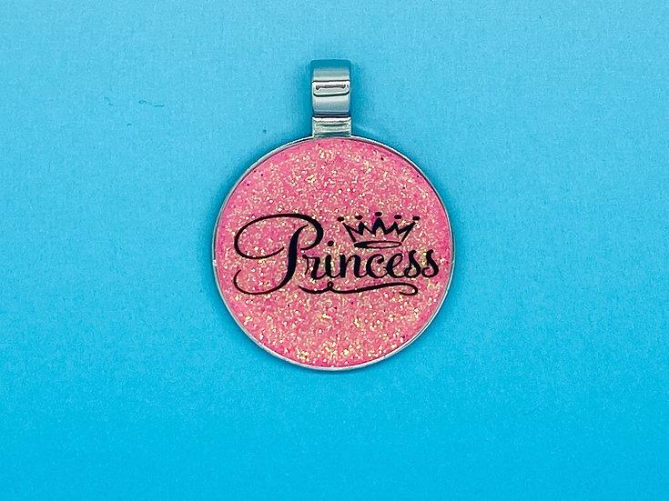 RED DOT Pet Tags - Princess