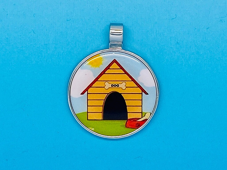 RED DOT Pet Tags - Dog House