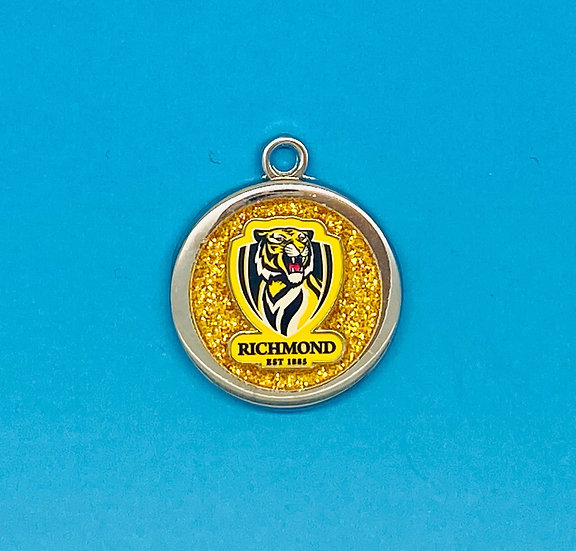 AFL Pet Tag - Richmond Tigers