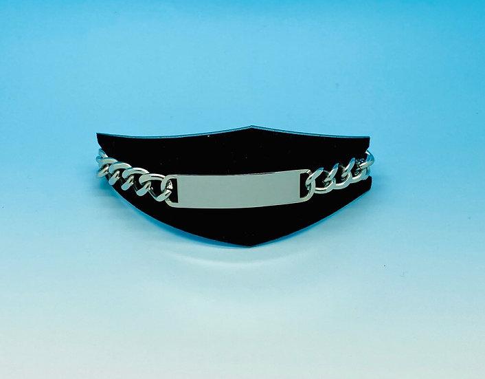 Mens Steel - Bracelet - Large Size