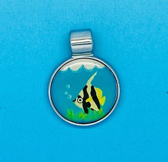Pet Tags - Small Fish