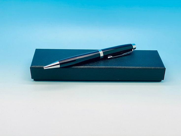 Ballpoint pen - Black & Silver