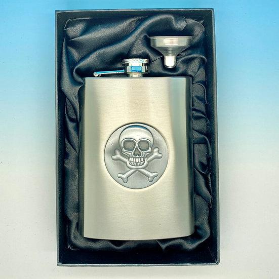 Hip Flask - Gift sets (Skull)