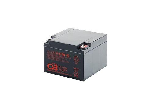 Bateria Sellada CSB 12v 26Ah GP12260