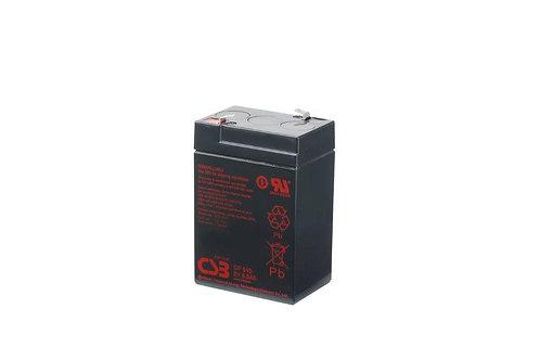 Bateria Sellada CSB 6v 4.5Ah GP645